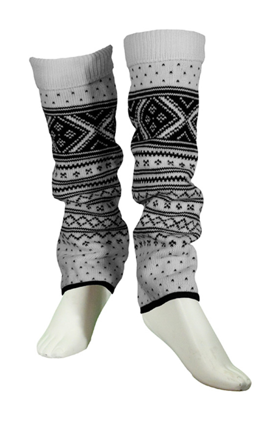 Dale of Norway / Setesdal Leg Warmers by sellroom